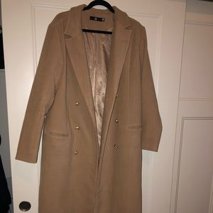 Missguided over-sized coat!!